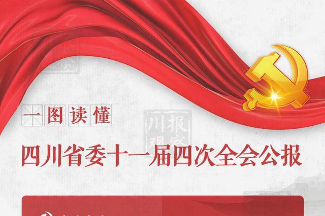 一图读懂丨划重点!速览四川省委十一届四次全会公报