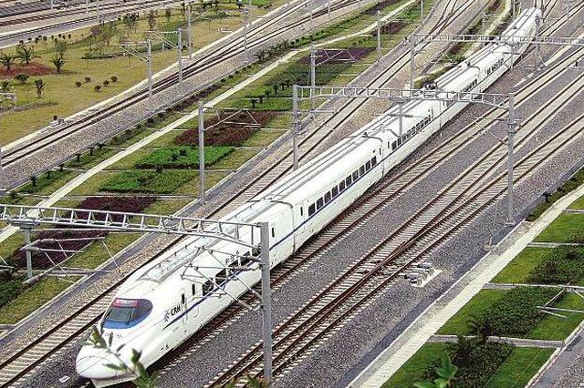 成都至自贡高速铁路可研报告获批