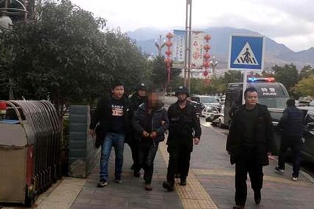 雅安汉源县公安局63小时破获一起故意杀人案