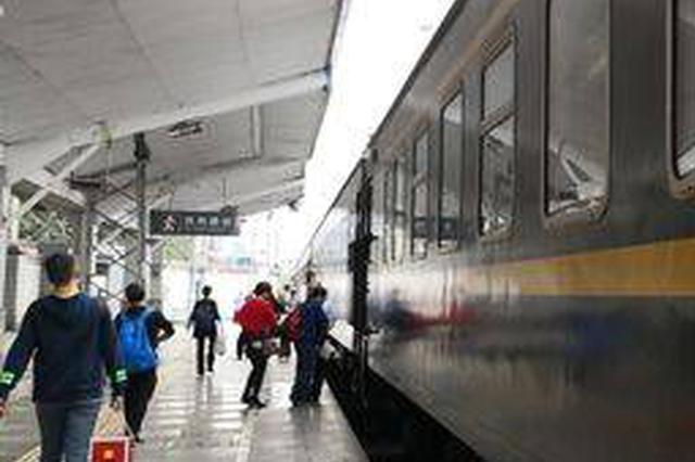 不同列车同样关怀:地震牵出的铁路情缘