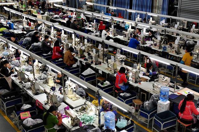 一季度四川工业实现开门红 9个市州规上工业增加值增速超10%