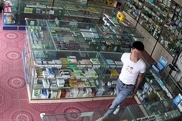 德阳公安连破多起入室盗窃 乡村监控让小毛贼悉数落网