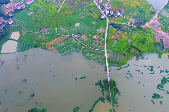 四川再发暴雨+地灾+山洪预警 未来15天天天都是雨