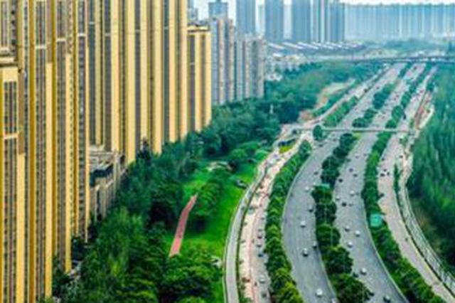 从86.1千米到4610千米 道路交通引领成都发展新格局