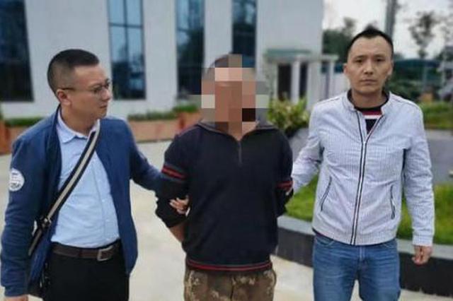 男子入室抢劫捆绑女主人 被抓时砖头袭警暴力拒捕