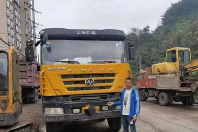 超载30%以上 遂宁一天内3名货车司机被罚