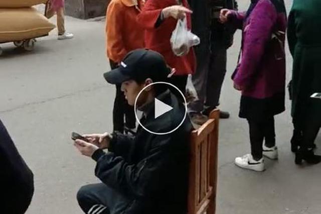 """网传""""南充高坪车站出现恐怖分子刺伤路人""""系谣言"""