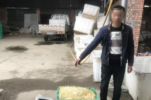 绵阳警方破获生产销售有毒有害食品案 日生产销售毒豆芽两千余