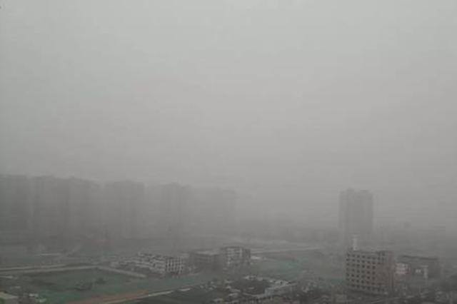 德阳市区将正式启动重度污染橙色预警 机动车限号通行
