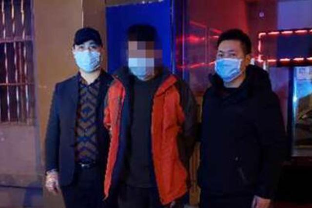 四川平昌县警方快速侦破一起虚假销售口罩系列诈骗案