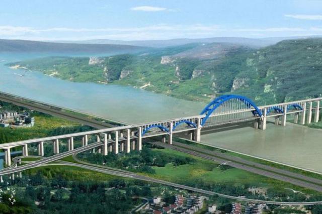 2035年规划布局四川45座长江干线过江通道 泸州占20席