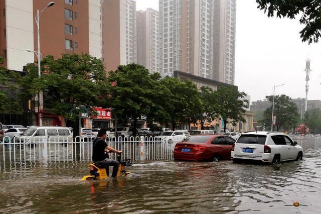 持续强降雨致四川多地受灾