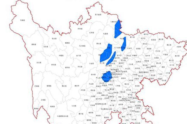 这些区域请注意!四川发布今年入汛以来首个山洪蓝色预警