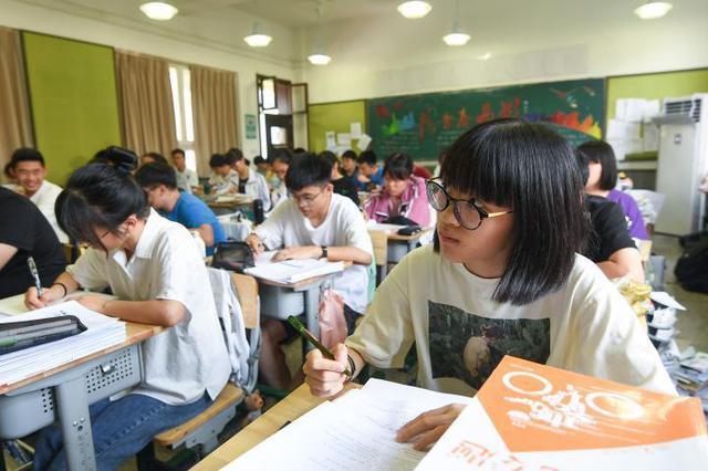 教育部发布高考工作安排: 低风险地区可自主决定是否戴口罩