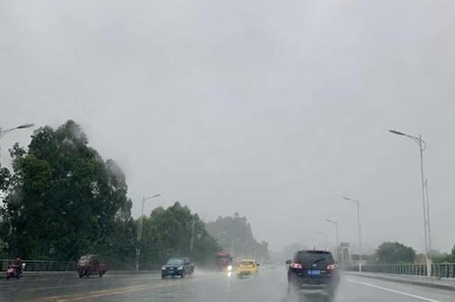 与高考擦肩而过……预计7月四川有5次降水天气过程