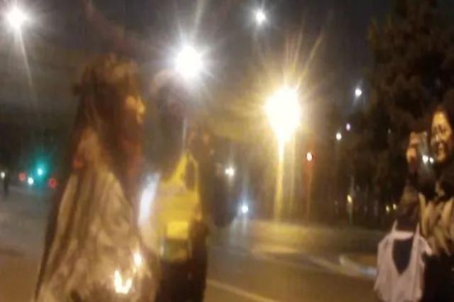 女子辱骂民警并阻碍执法被拘留8日