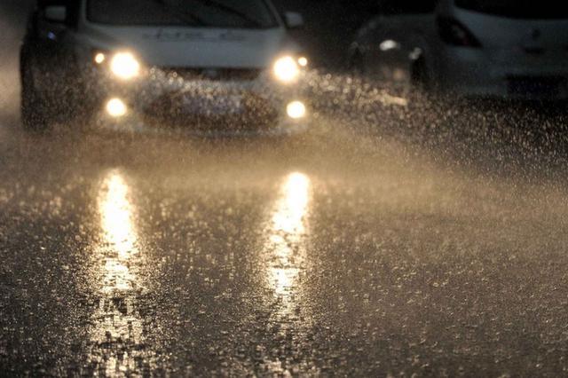 中央气象台发布今年首个暴雨橙色预警 四川在列