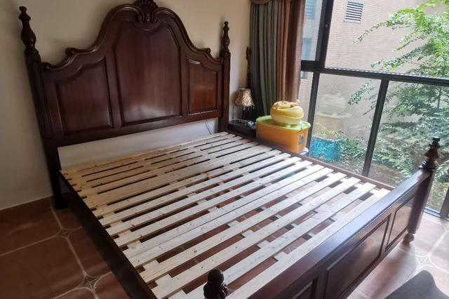 女子在富森美家居购买木床两年后甲苯仍超标 商家:已更换