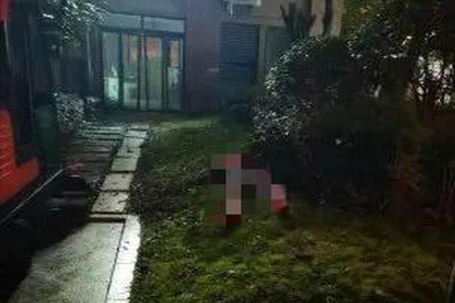 自贡一女孩高楼坠亡 警方介入调查