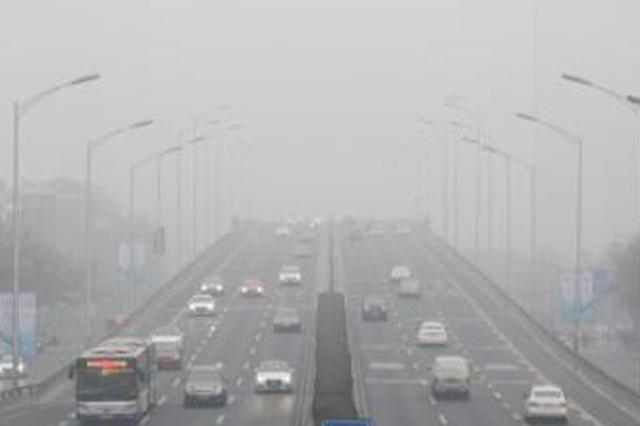 本月四川两次雾霾过程、一次4~6℃的降温 别忘了添衣保温
