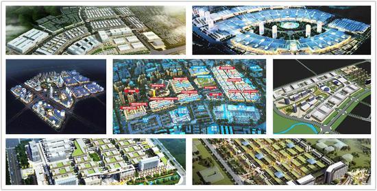 瀘州西南商貿城獨占鰲頭