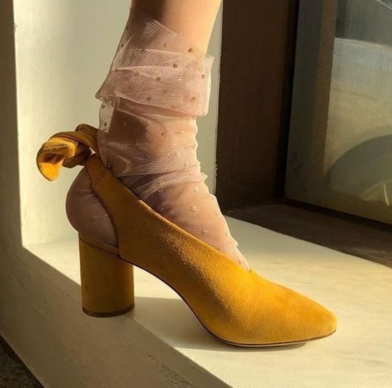 肉粉色丝袜