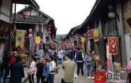 自贡共接待156.92万人次