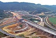 绵西高速建设收尾年底通车