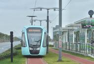 成都首条有轨电车线路本月开通
