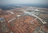 天府国际机场最新航拍图