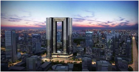 领地环球金融中心