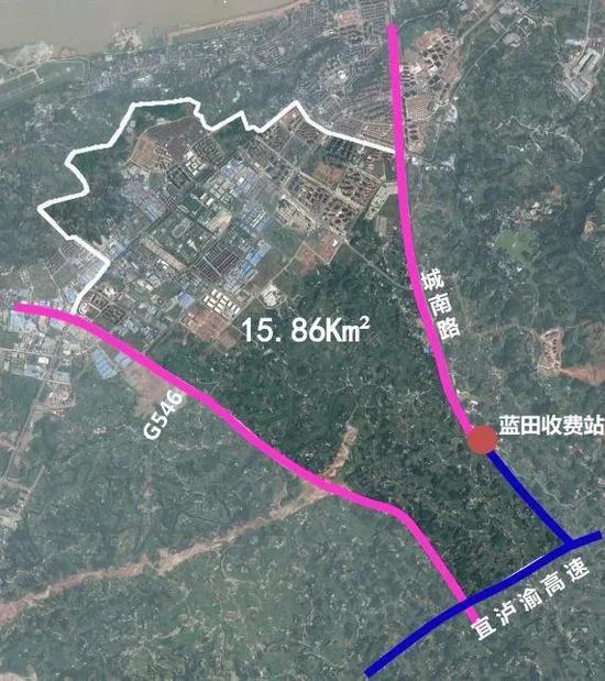 城南规划片区