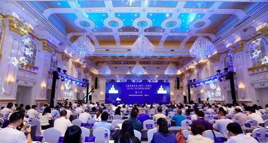(图:天府旅游名县(阆中)·北京行会议现场)