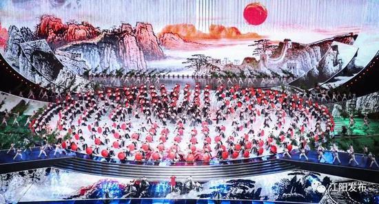 江阳分水岭油纸伞绽放亚洲文化嘉年华
