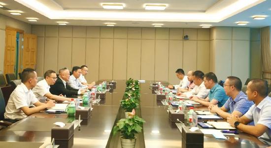 遂宁银行与船山区开展政银企合作座谈