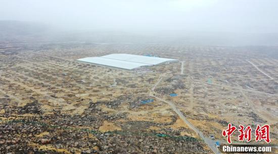 四川稻城高海拔宇宙线观测站将于2021年年内建成