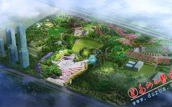 年底南城將再添一座公園