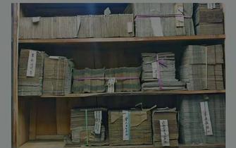 大竹中学图书馆——四川达州老书阁尘封的古籍宝藏