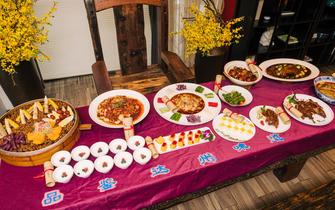 本地食材,传统工艺,创新口味