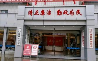 柳林镇升级亲民化便民服务大厅