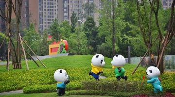 成都熊猫绿道即将基本贯通