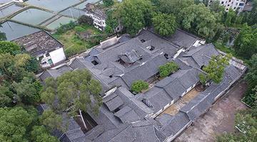 自贡这座清代庄园建筑如今得到重视