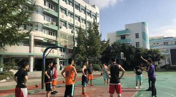 四川男子聋人篮球队:篮球让我更自信