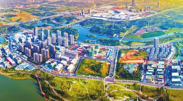 打造公园城市 成都样本