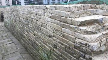 成都西北角首次发现唐代城墙