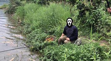 男子投放农药致鱼虾死亡 目前已被刑拘