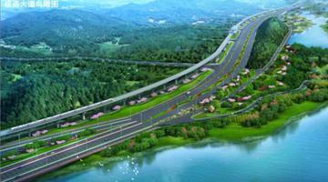 成资渝高速、成资大道有望2020年通车