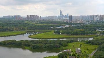 跑友们注意 国庆前青龙湖暂时不能跑圈了