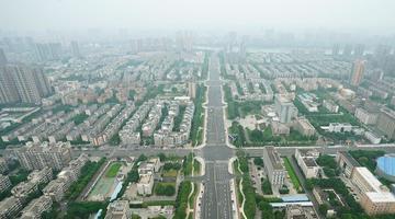 看德阳 俯瞰城市与乡村发展新面貌
