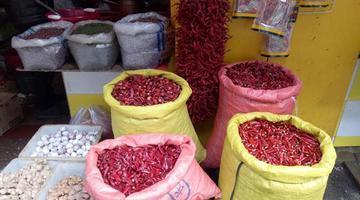 干辣椒价格同比上涨 专家:椒农需理性